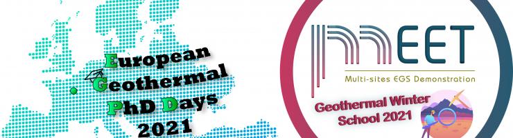 Részvétel az Európai Geotermikus PhD napokon (EGPD) és Winter School-on